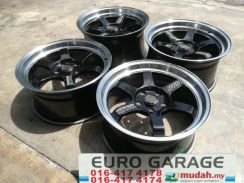 Used rim 17inc rays te37 for exora preve inspira