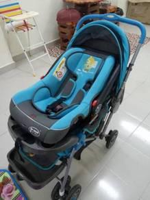 Stroller & Baby Car Seat Original My Dear