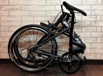 Fuji folding bike 9SPD sora 10kg bicycle BASIKAL
