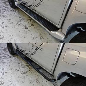 Isuzu DMax Fox 4x4 Black Sporty Side Step NEW