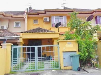 FREEHOLD Double Storey Terrace Puncak Setiawangsa KL 7km to KLCC