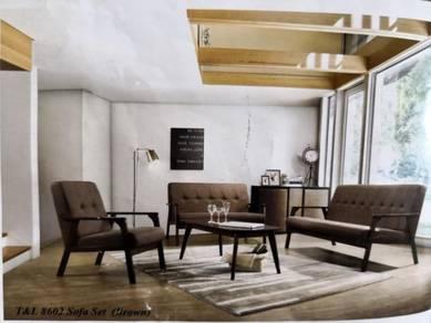 Sofa TL 8602 (Brown) (250618)