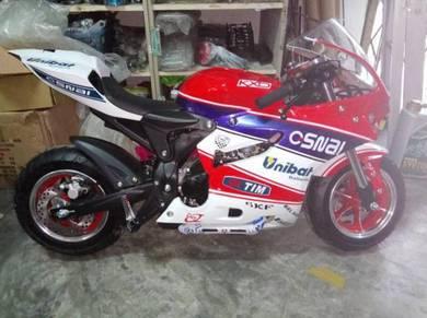 50cc 4 stroke superbike