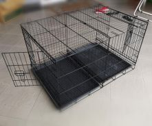 Cage for birdcat