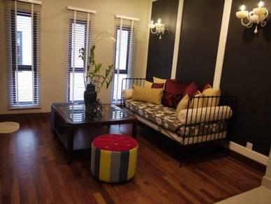 3Storey Semi-D in Riverview Kemensah in Taman Melawati For Sales
