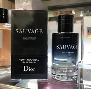 Dior Sauvage Eau De Parfum New Box 100ml