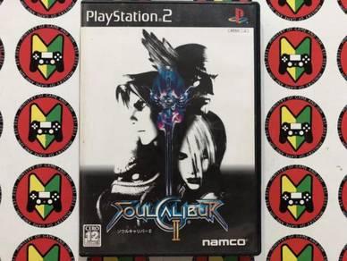 [USED]PS2 Soul Calibur 2