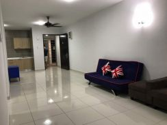 Aurora Residence Lake Side City Puchong ( High Floor with Nice View)