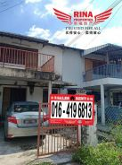 Ipoh klebang renovated good condition double storey house for sale