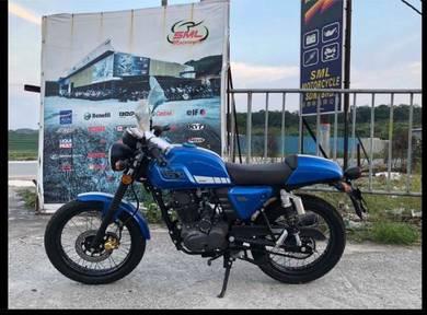 2020 Ktns Keeway 152 caferacer cafe racer