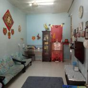 Kitchen Fully Extended -20x70 Nusa Bestari Single Storey Terrace House