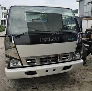 Rebuild ISUZU Car Carrier 18Ft Daftar Baru