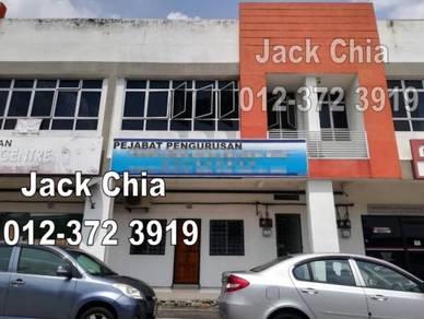 22 x 80 / Medan Perniagaan Senawang Jaya / 2 Storey Shop Office