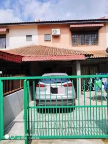 2 storey house , 20 x 70 , Balakong Raya