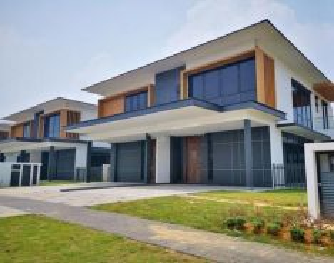 Aeres Pavilion Home, Eco Ardence Setia Alam Sem-D