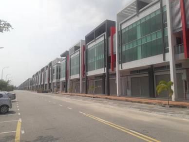 Triple Storey Shop New Business Zone Klebang Utama nr Kota Laksamana