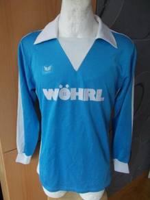 Vintage Erima LS Sharp Collar West Germany Adidas