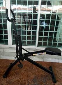 The power rider exercise machine