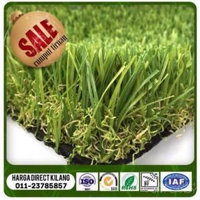 Sale rumput tiruan plastik & artificial grass