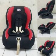 Carseat safety fist