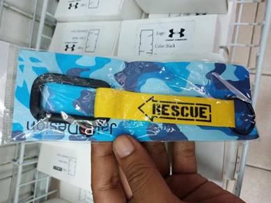 Keychain rescue Yellow