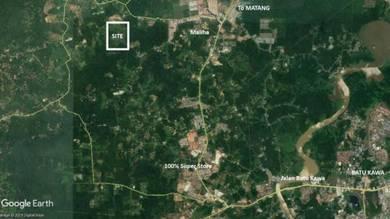 FREEHOLD Land near Maliha Batu Kawa and Moyan