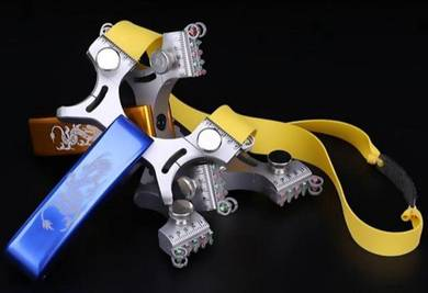Stainless Steel 304 Slingshot | Lastik Steel