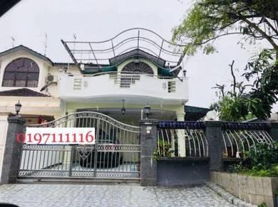 Double Storey Terrace at Taman Desa Cemerlang, Ulu Tiram, Johor