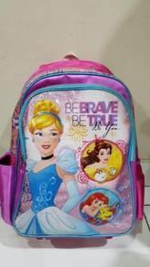 Disney Princess school trolley bag