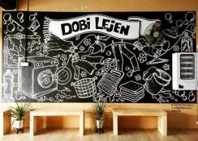 Dobi Layan Diri - Self Service Laundry 2019