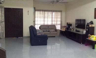 FREEHOLD 22x75 Bandar Bukit Puchong Mutiara Meranti Saujana Wawasan