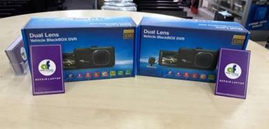Dual lens vehicle blackbox dvr