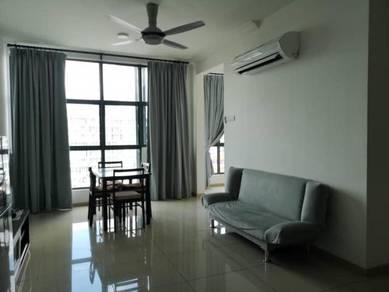 Vista Alam Corner Soho 1+1 room section 14 Seksyen 14 furnish
