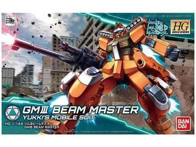 1/144 HGBD GM III Beam Master