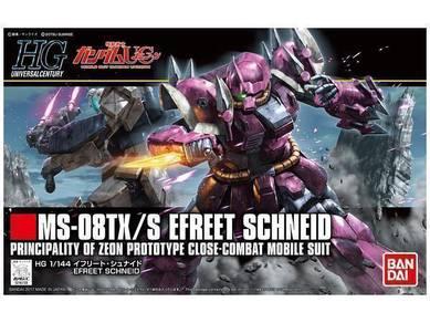 1/144 HGUC MS-08TX/S Efreet Schneid Bandai