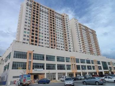 Connaught Avenue near UCSI Plaza Phoenix MRT Cheras 3R2B fully furnish