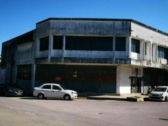 2 Storey corner light industrial sungai lokan