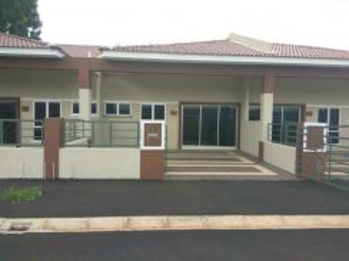 New 1sty terrace at desa bandaraya, ipoh
