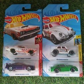 Hot Eheels Hotwheels lot set 4pcs