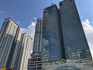Partial furnished office Menara Suezcap, KL Gateway Bangsar South