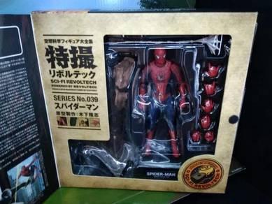 Revoltech Spider-Man 3 Spiderman
