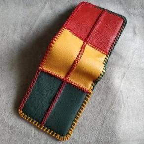Rasta Handmade Leather Wallet Special edition