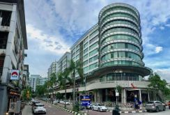 Solaris Mont Kiara Office Partial Furnished