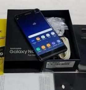 Samsung Note fan edition