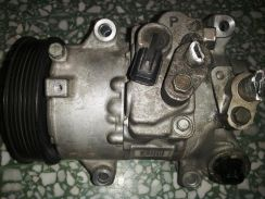 Air cond compressor toyota wish altis