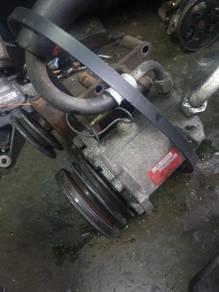 Compressor aircond wira satria 1.3 1.5 4G13 4G15