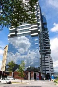 3 Towers Corporate Office Suite Corner Unit - 20ft Ceiling