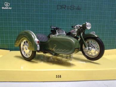 Green Sidecar