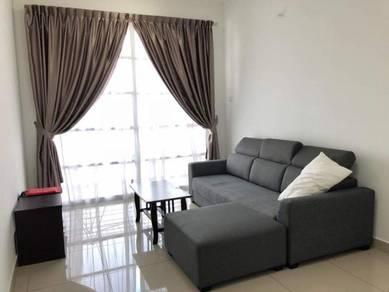 Bukit Indah Apartment below market Only 370K Full loan + Cash Out