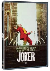English Movie Joker 2019 DVD